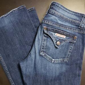 Hudson Signature Bootcut Jeans - Size 31